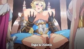 Kyonyuu Princess Saimin Episodio 1 Sub Español